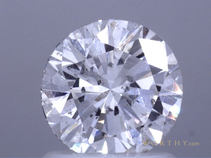 0.70 ct. Round Cut Solitaire Ring | Sold For $1,700