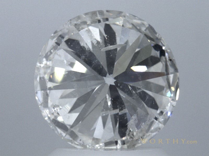 1.25 ct. Round Cut 3 Stone Ring | Sold For $3,755 | Worthy.com