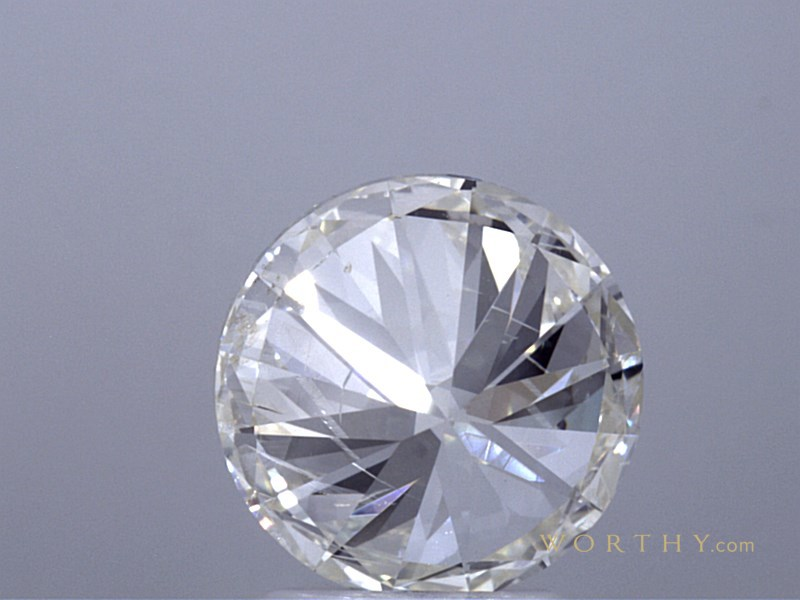 2.00 ct. Round Cut Solitaire Ring | Sold For $5,049