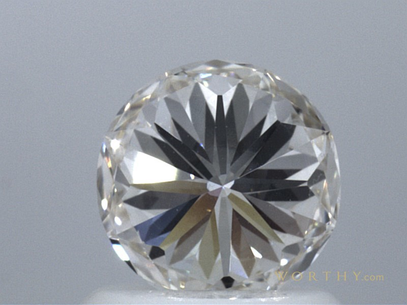 1.09ct F VS1 Circular Diamond