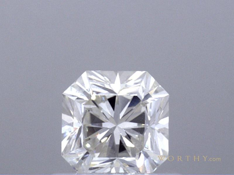 1.47 ct. Round Modified Brilliant Cut Bridal Set Ring