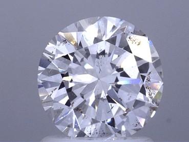 GIA 1.48 CT Round Loose Diamond, G, VVS2