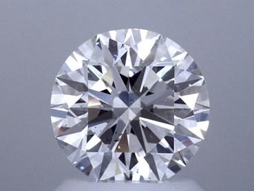 GIA 1.5 CT Round Loose Diamond, G, VS2