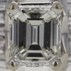 1.5 ct. Emerald Cut Solitaire Ring #3