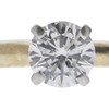 0.73 ct. Round Cut Solitaire Ring, G, VVS2 #4