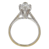 1.86 ct. Marquise Cut Solitaire Ring, I, SI2 #4