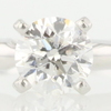 .88 ct. Round Cut Solitaire Ring #1