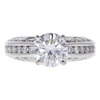 1.63 ct. Round Cut Solitaire Ring, G, I1 #3