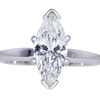1.52 ct. Marquise Cut Solitaire Ring #3