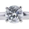 1.51 ct. Round Cut Bridal Set Ring, G, SI1 #4