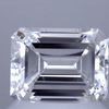 1.06 ct. Emerald Loose Diamond, D, VVS2 #1