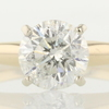 1.93 ct. Round Cut Bridal Set Ring #4