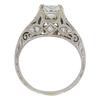 0.7 ct. Princess Cut Bridal Set Ring, G-H, VS1 #2