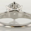 1.27 ct. Round Cut Solitaire Tiffany & Co. Ring #2