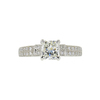 1.22 ct. Radiant Cut Ring, J, VS2 #3