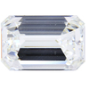 1.50 ct. Emerald Cut 3 Stone Ring #1