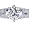 1.90 ct. Round Cut Solitaire Ring #1