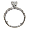 1.14 ct. Emerald Cut Solitaire Ring, G, VVS2 #4
