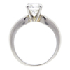 1.3 ct. Round Cut Solitaire Ring, G, VS1 #4