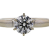 1.00 ct. Round Cut 3 Stone Ring #3