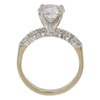 1.63 ct. Round Cut Solitaire Ring, J-K, I2-I3 #2