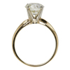 1.81 ct. Circular Brilliant Cut Bridal Set Ring, M, VVS2 #4