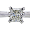 1.51 ct. Radiant Cut Solitaire Ring #4