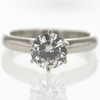 1.10 ct. Round Cut Solitaire Ring #2