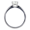1.00 ct. Bridal Set Ring, J, VS1 #2