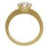 1.15 ct. Round Cut Bridal Set Ring, H-I, I2 #3