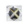 1.04 ct. Princess Cut Bridal Set Ring #4