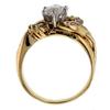 1.48 ct. Marquise Cut Bridal Set Ring #3