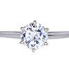 .99 ct. Round Cut Solitaire Ring #3