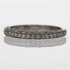 1.09 ct. Round Cut Bridal Set Ring #3