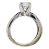 1.13 ct. Round Cut Bridal Set Ring, I-J, SI1 #3
