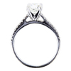 1.01 ct. Round Cut Solitaire Ring, I, VS2 #2