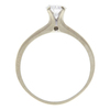 0.54 ct. Round Cut Solitaire Ring, E, VVS2 #4