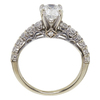 0.93 ct. Round Cut Solitaire Ring, G, VS1 #4