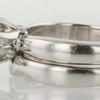 1.45 ct. Round Cut Bridal Set Ring #3
