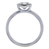 0.96 ct. Round Cut Solitaire Ring, J-K, I1 #3
