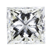 1.52 ct. Princess Cut Solitaire Ring #1