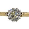 1.75 ct. Old Mine Cut Solitaire Ring #1