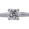 1.21 ct. Radiant Cut Solitaire Ring #1