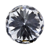 1.01 ct. Round Cut 3 Stone Ring, E, VS2 #2