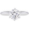 1.52 ct. Round Cut Solitaire Ring, H, VS2 #3