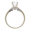 1.2 ct. Round Cut Solitaire Ring, E, I1 #4