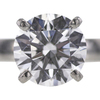 1.53 ct. Round Cut Solitaire Ring, E, VS2 #4
