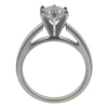 1.51 ct. Round Cut Solitaire Ring, H, I1 #3