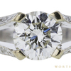 1.00 ct. Round Cut Solitaire Ring, I-J, SI1-SI2 #1
