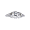 1.84 ct. Round Cut Solitaire Ring, H, I1 #3